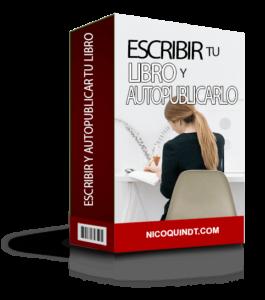 escribir tu libro