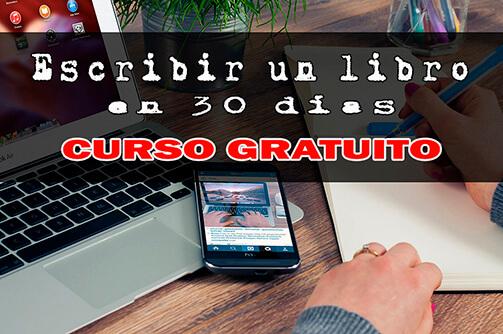 escribir tu libro gratis